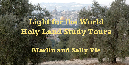 Light for the World Study Tours